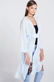 Miselle Shirt with Belt
