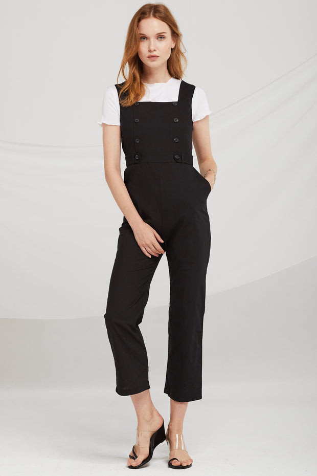 Alaina Sleeveless Jumpsuit