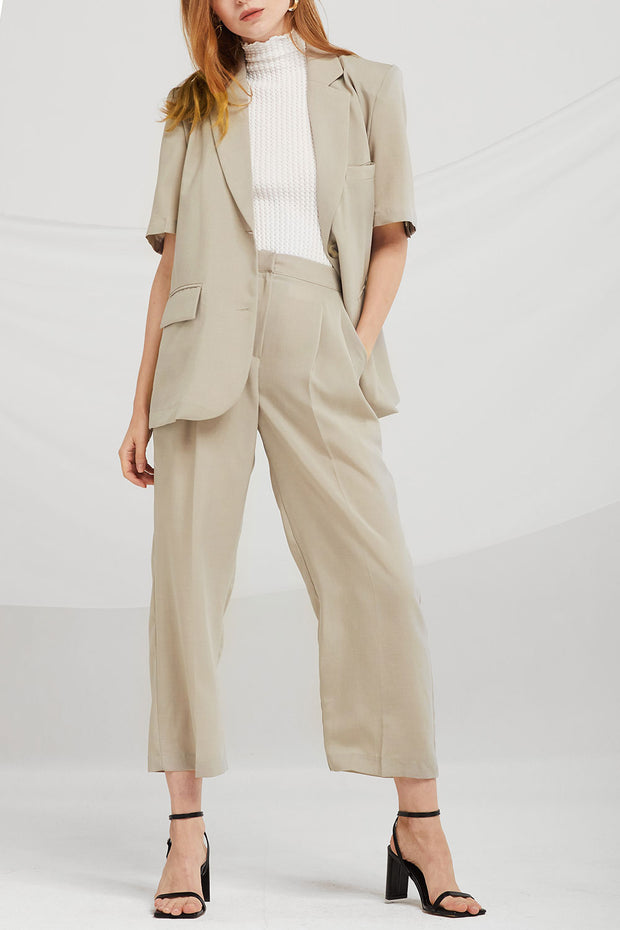 Blakely Pleated Suit Pants