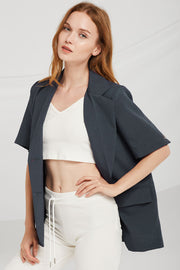 Blakely Oversized Suit Jacket