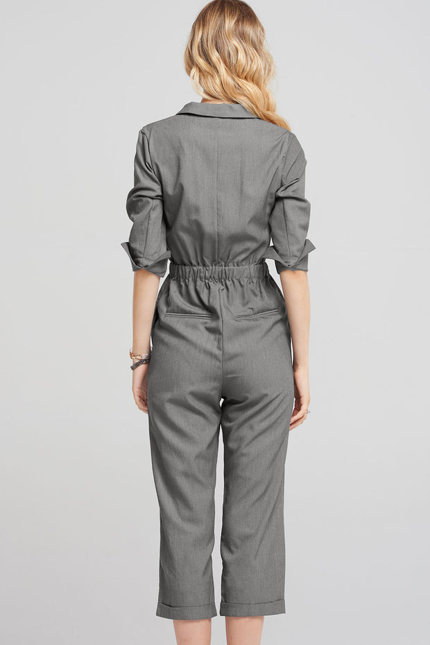 storets.com Miriam Wrap Top Jumpsuit-2 Colors