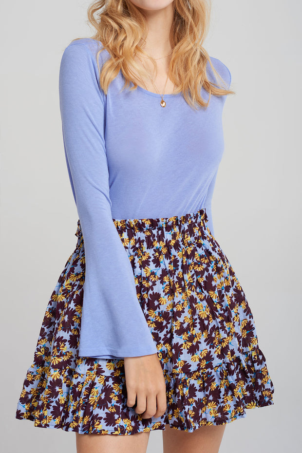 storets.com Karrie Top Floral Skirt Set