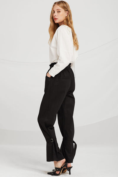 Dylan Tab Detail Pants
