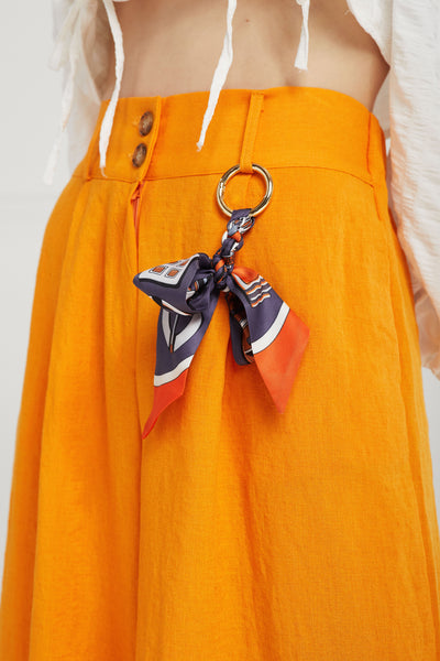 Scarf Key Ring