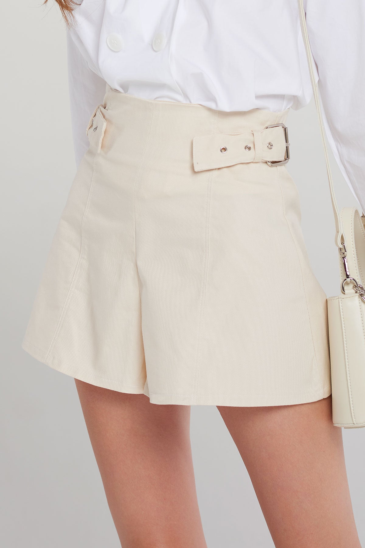 Tiana Belted Shorts-2 Colors