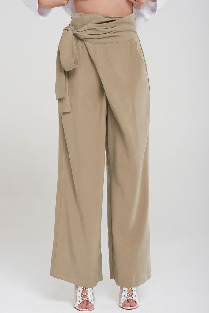 Bella Wrap Pants