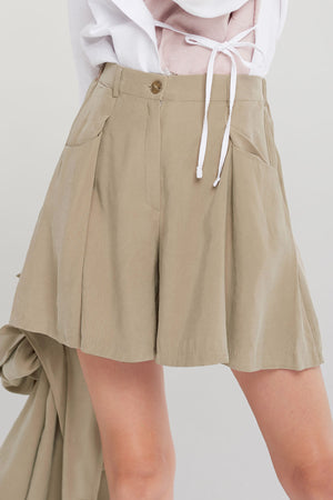Ellie Flare Shorts-2 Colors