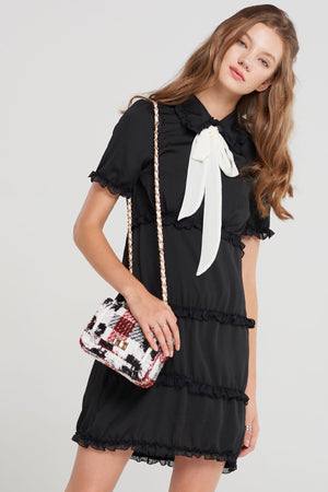 Campanella Ruffled Dress (Pre-Order)
