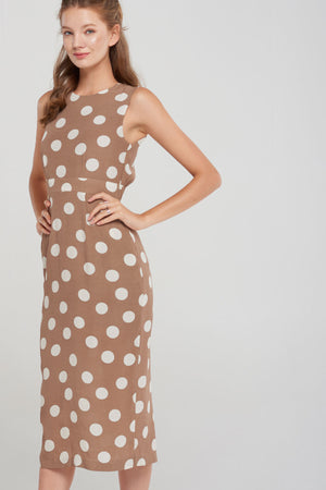 Talula Polka Dot Dress