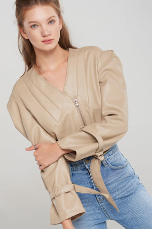 Richie Structured Jacket-2 Colors