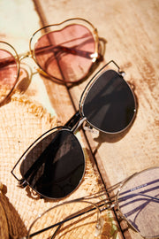 Open Frame Sunglasses