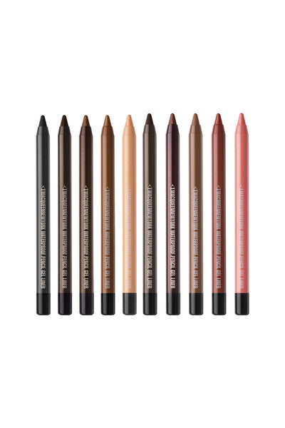 MACQUEEN Newyork Waterproof Pencil Gel Liner