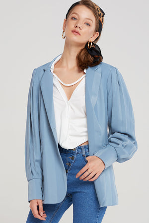 Fanny Striped Blazer-3 Colors (Pre-Order)
