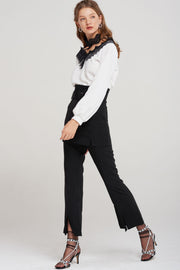 storets.com Marta Layered Slacks-2 Colors