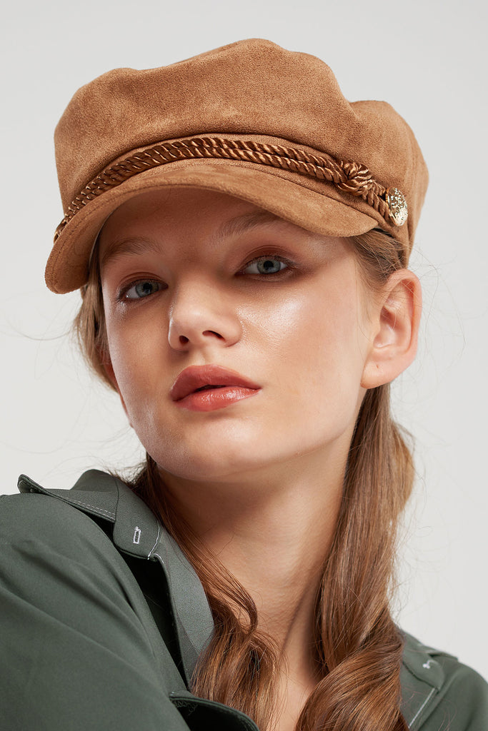 Denise Newsboy Hat-4 Colors