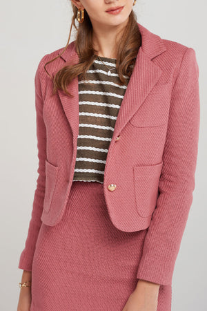Ollie Textured Jacket