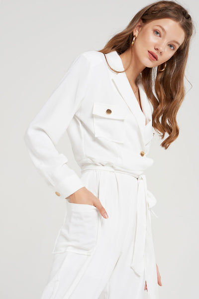 Tamara Pocket Jumpsuit