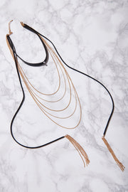 Chain Drop Choker