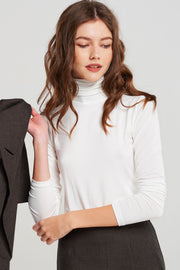 storets.com Basic Essential Turtleneck-4 Colors