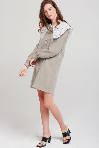 Amelia Rose Collar Dress