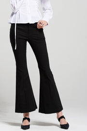 Oliia Bell Bottom Pants
