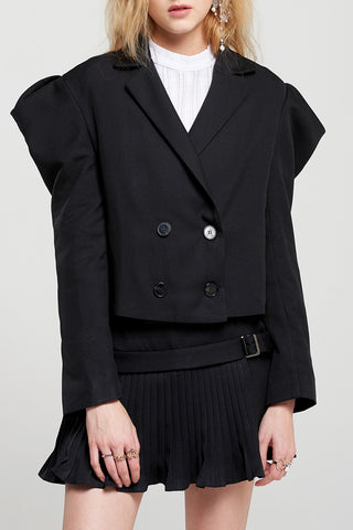 Virginia Cropped Jacket