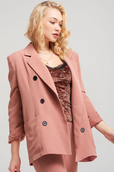 Miranda Long Blazer