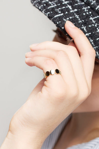 Dot Chain Ring