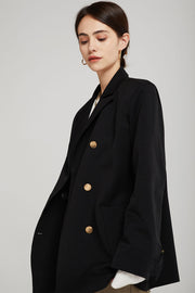storets.com Nevaeh Oversized Long Blazer