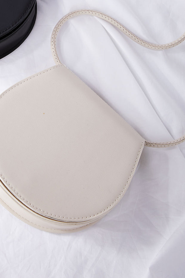 Half-Moon Cross-body Bag