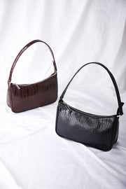 Crocodile Clutch Handbag