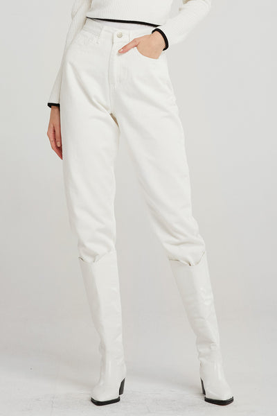 Thea Crop Fit Pants