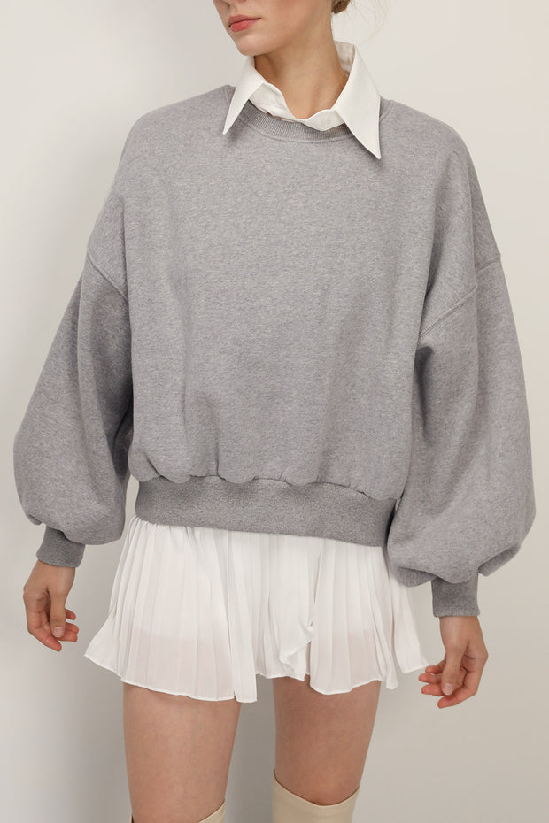 Lexi Brushed Oversized Sweatshirt