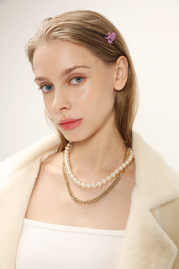 storets.com Classic Pearl Necklace