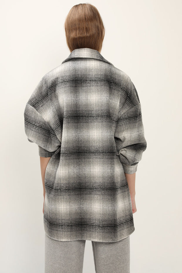 storets.com Stella Oversized Plaid Shacket