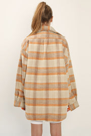 storets.com Jasmine Plaid Shacket