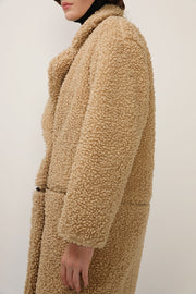 storets.com Kelly Detachable Teddy Coat