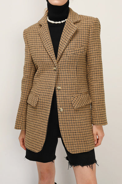 storets.com Abigail Single Breasted Blazer
