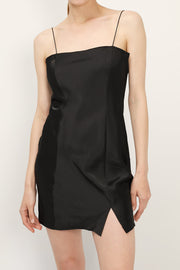 Lucy Satin Cami Dress