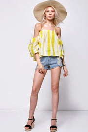Jocelyn Tassel Pocket Shorts