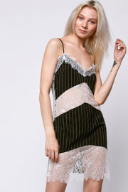 Moa Mesh Lace Dress