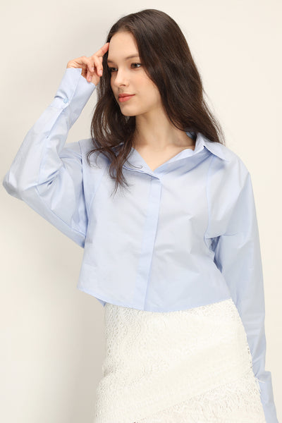storets.com Whitley Cropped Shirt