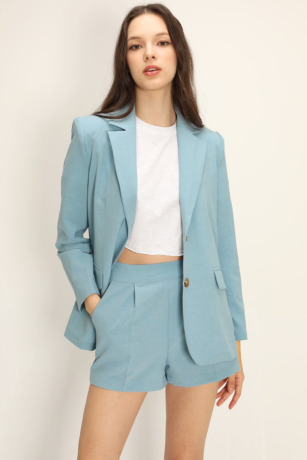 Chandler Single Breasted Blazer
