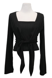 storets.com Eileen Ribbed Top And Cardigan Set