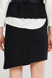 storets.com Mimi Angled Skirt-2 Colors