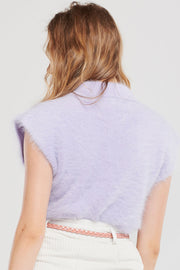 storets.com Lilina Cap Sleeves Angora Top-2 Colors