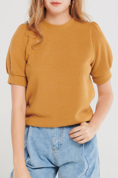 Karina Rounded Knit Top