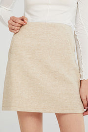 Esther Welt Pocket Mini Skirt