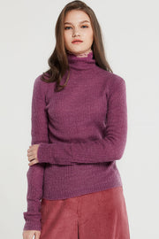 Basic Turtleneck Top-3 Colors