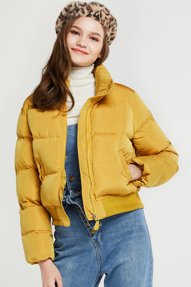 Millie Puffer Jacket-2 Colors